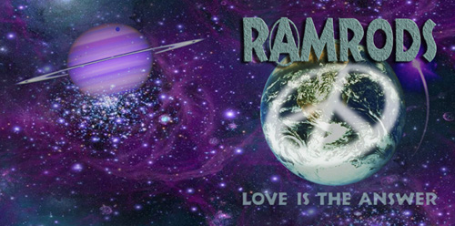 Ramrods CD-Cover