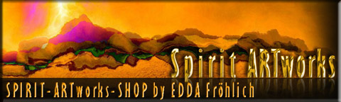 Spirit ARTworks Shop Banner